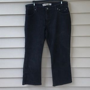 Very nice Harley Davidson black boot cut jeans